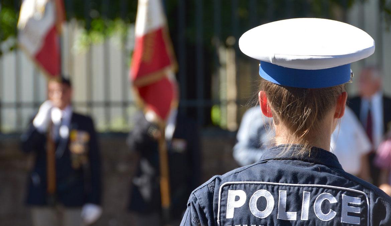Intransigeance face aux assaillants de l'uniforme et de la République !