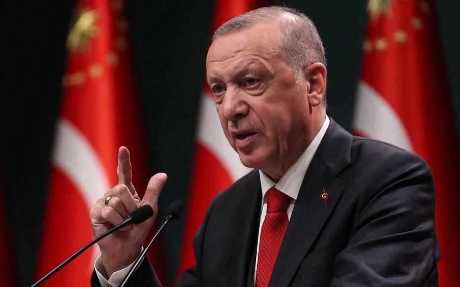 La France doit réagir fermement aux nouvelles provocations de Recep Tayyip Erdoğan !
