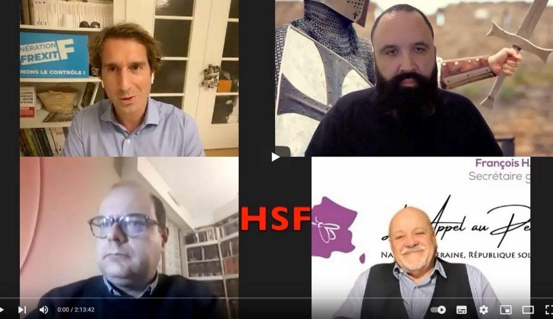 François HARARI : débat d'actualité chez HSF
